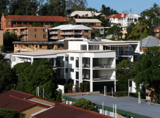 Brisbane suburbia