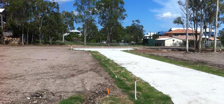 Land recofiguration Brisbane